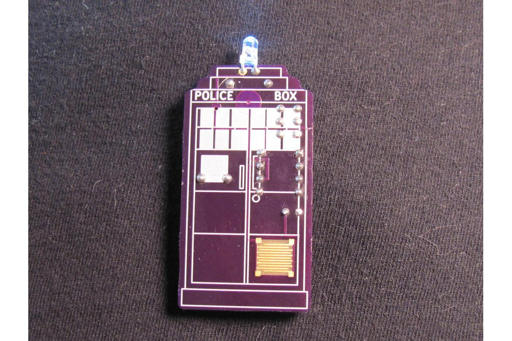 Soldering Kit for Doctor Who Fans 1