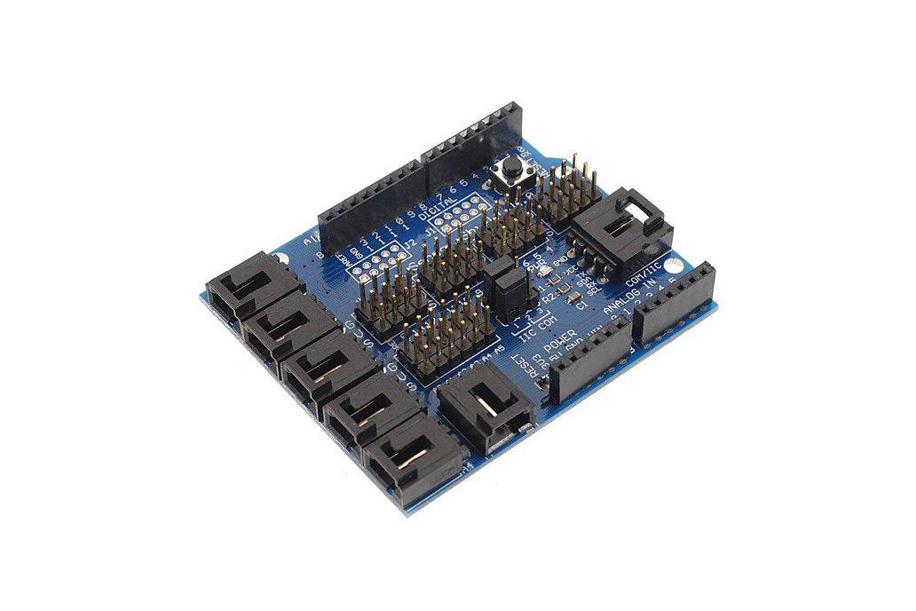 UNO Duemilanove Sensor Shield V4 Digital Analog Module For Arduino 1