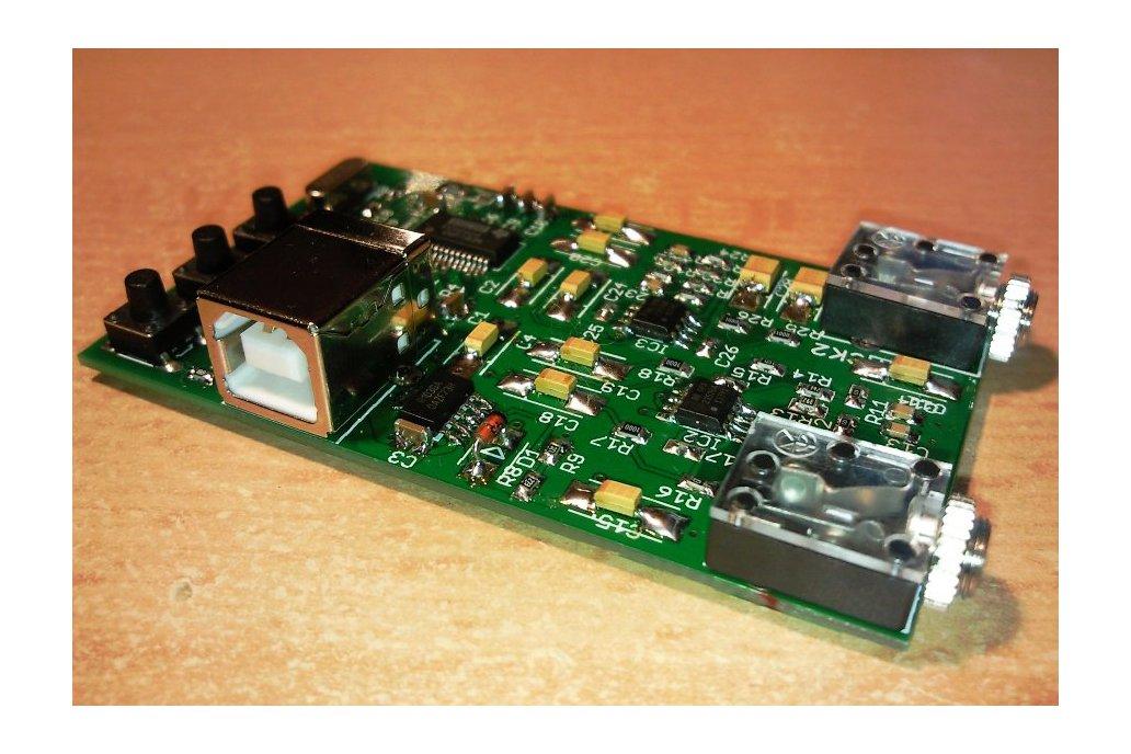 USB audiocard 1