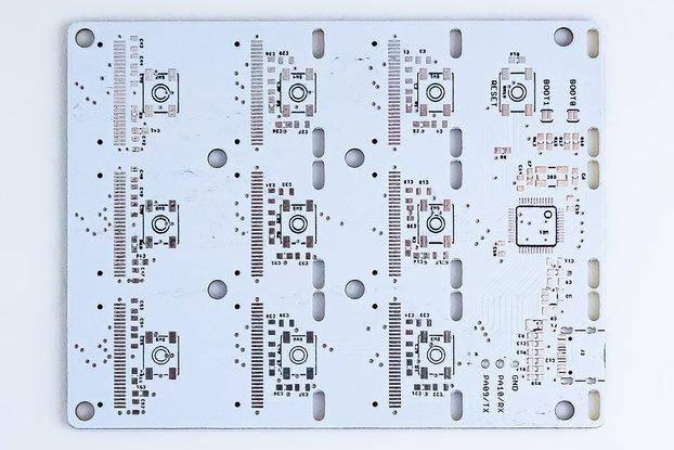 Keybon Adaptive Macro Keyboard PCB