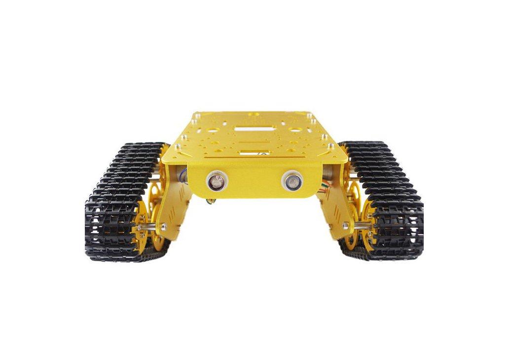 Metal Robot Tank Chassis Track 1