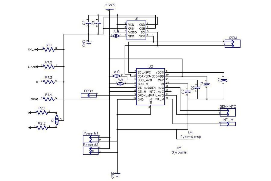 12 Axis Flex Module