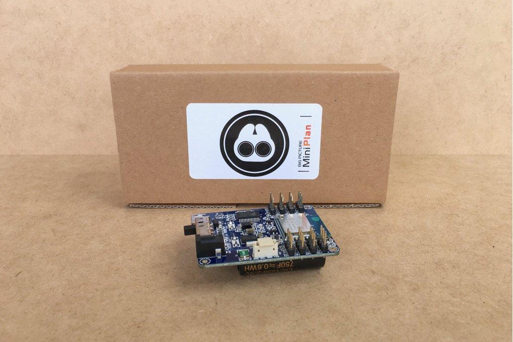 TinyPlan V4 Servo Control Board 1