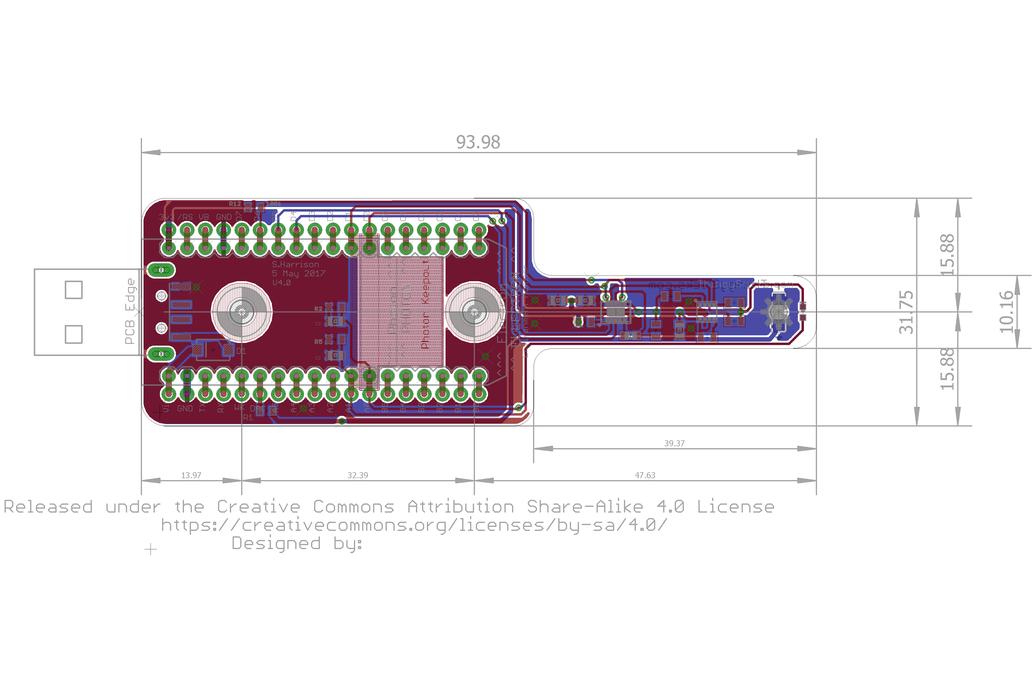 Air Quality Sensor (BME280/CCS811) ThingyStick 11