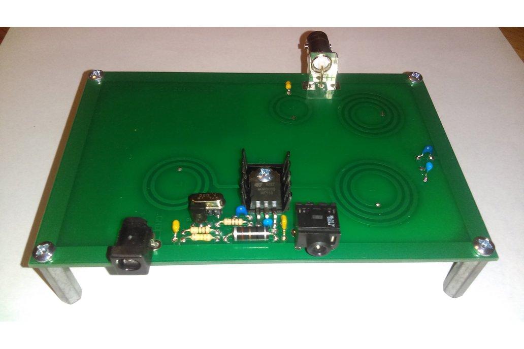NS-40+ 5W 40M QRP CW Ham Transmitter 3