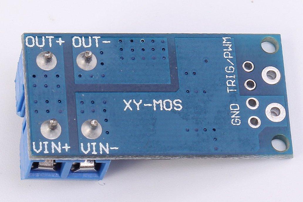 MOS Tube Transistor PWM Regulator Switch(10536) 4