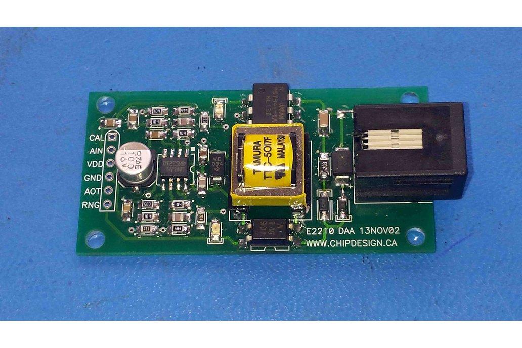 E2210 Telephone Line Interface DAA 1