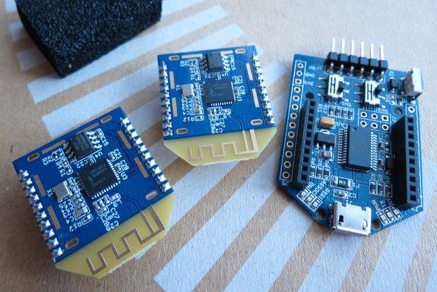 2x Zigbee Pro Module w/ MCU Jenic JN5168 Mesh Bee