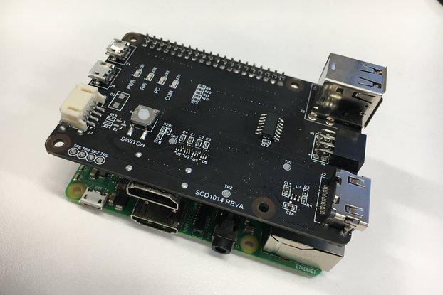 Raspberry Pi/PC switch