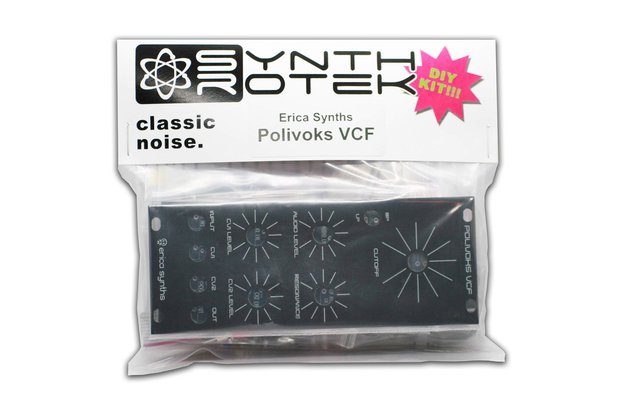 Erica Synths Polivoks VCF II Kit