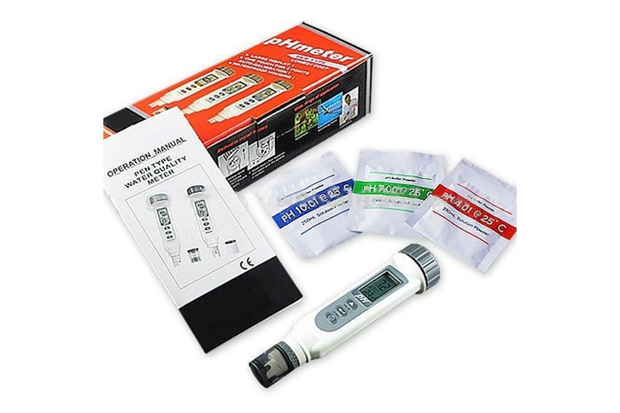 Digital Waterproof pH Measurement Tester