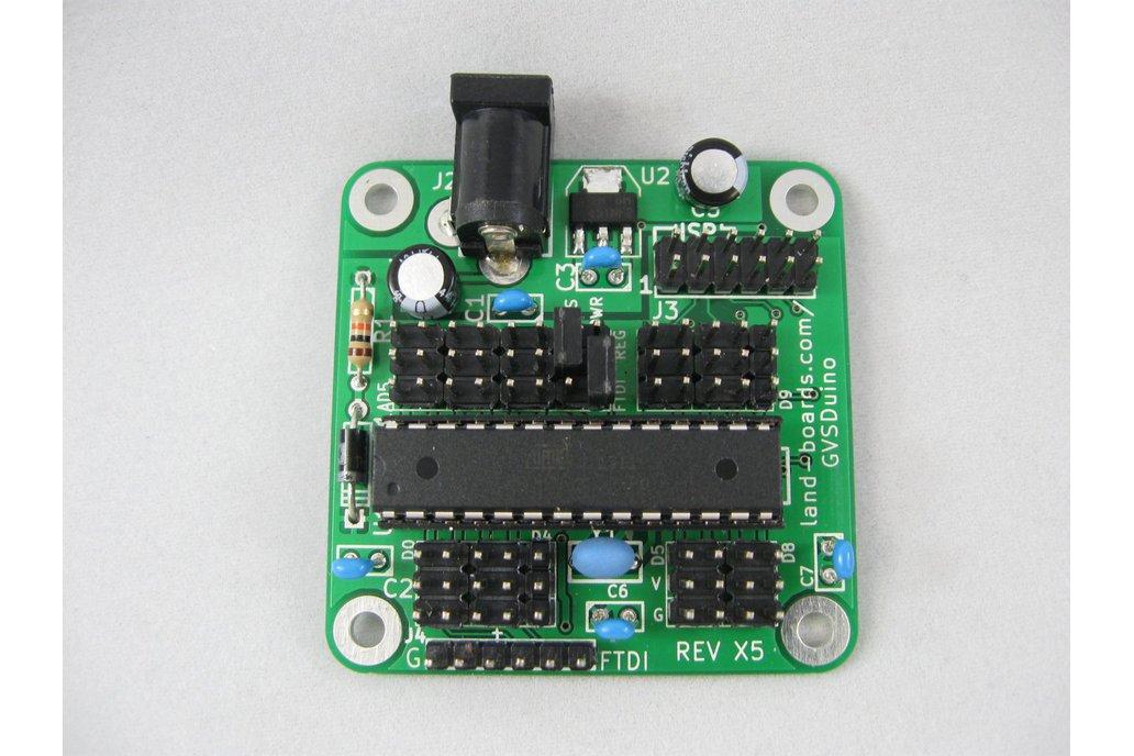 Arduino UNO Compatible ( GVSDuino) 1