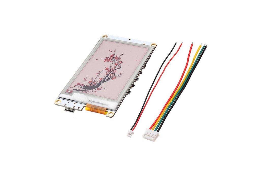 Inch EPaper Plus Module For Alexa I2S DAC MAX98357 1