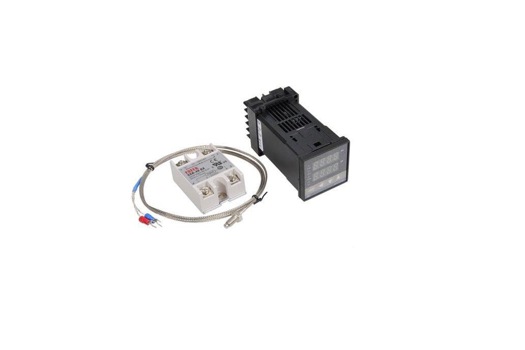Digital PID Temperature Controller Kit 1