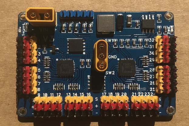 32 Channel Servo Controller PCA9685 for Arduino