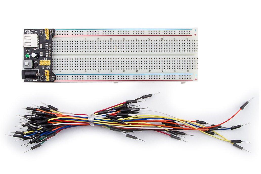 5V 3.3V Power Supply Breadboard Set 1