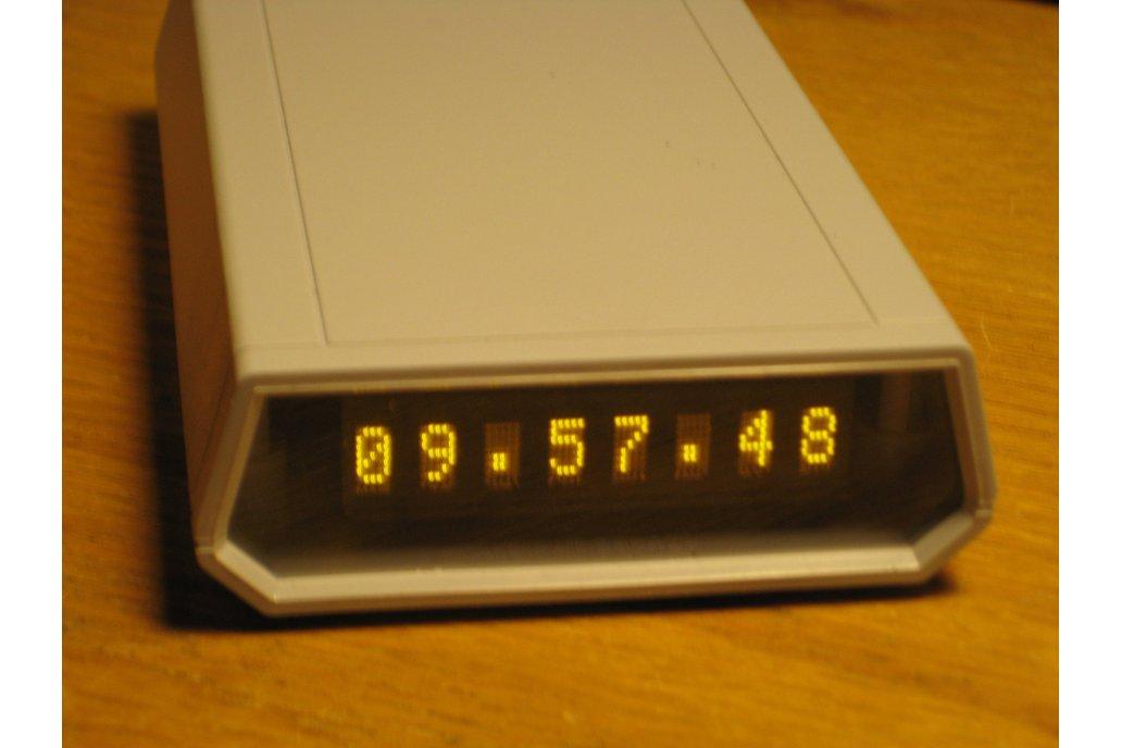 WiFiChron alarm clock kit 1