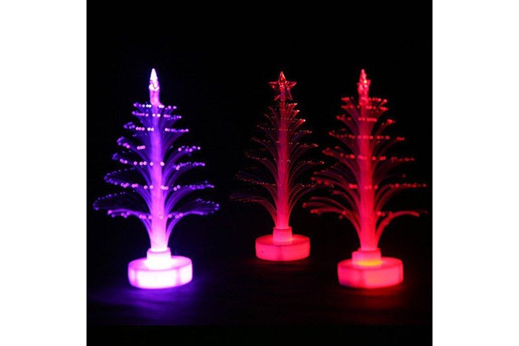 3PCS Colorful LED Christmas Tree 5