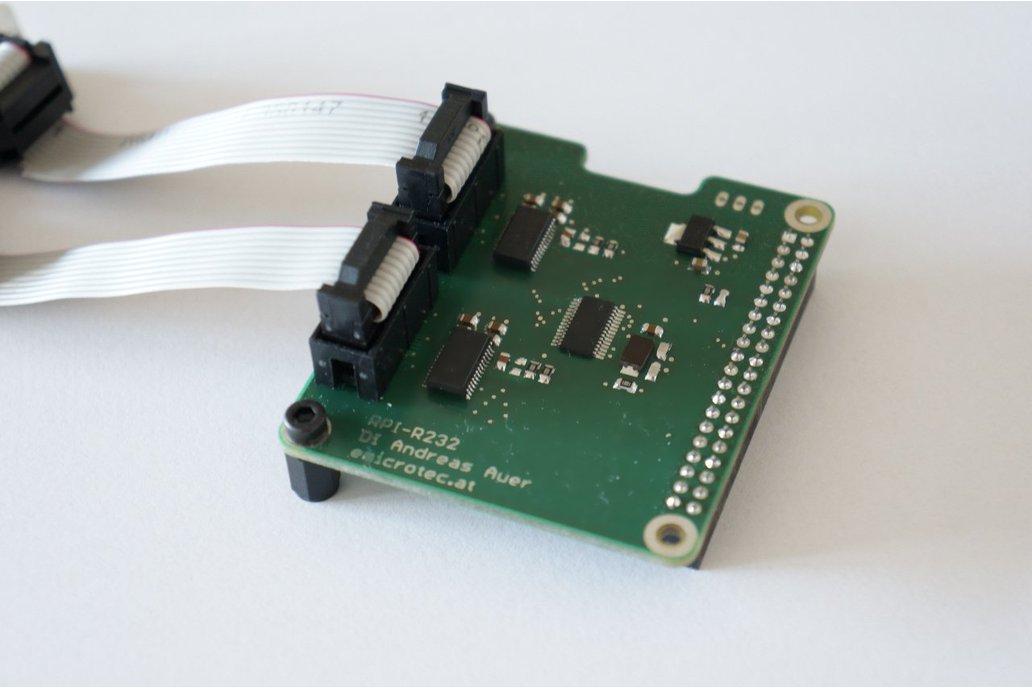 Raspberry Pi - Dual Serial Port Extension 1