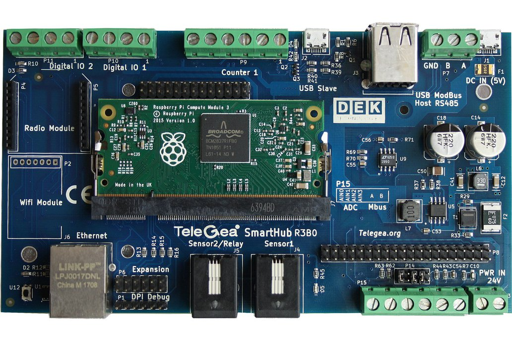 Telegea Smart Hub IoT gateway 1