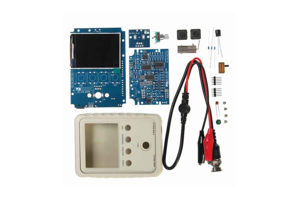 Original JYE Tech DSO-SHELL DSO150 15001K DIY 1