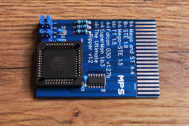 Atari Test Kit AIO Cartridge TT ST STE MEGA FALCON