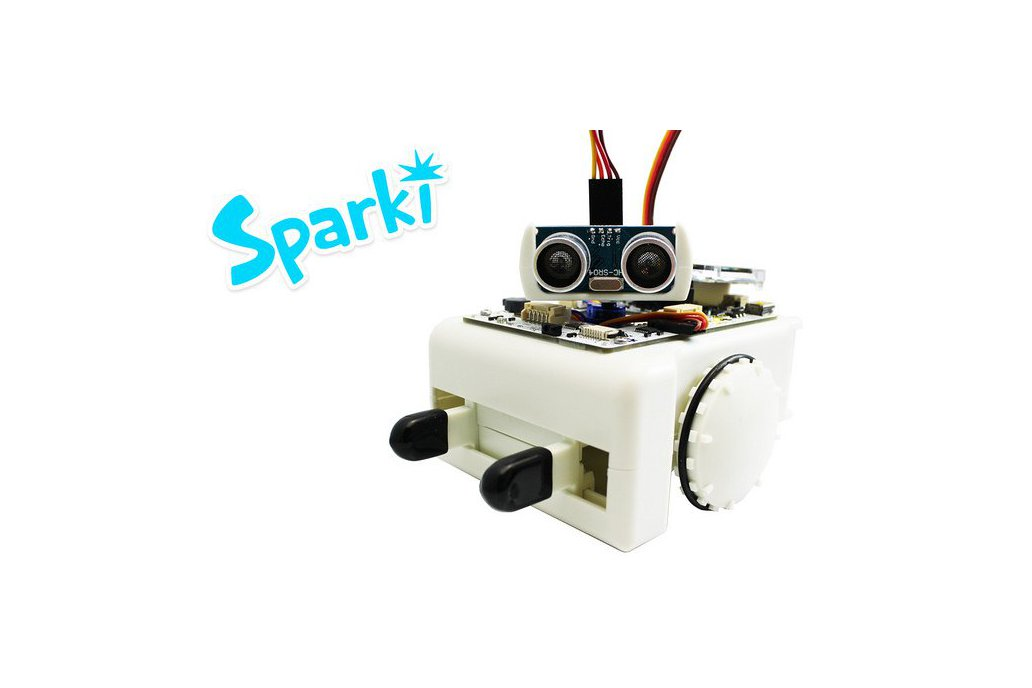 ArcBotics' Sparki The Easy Robot for Everyone 1