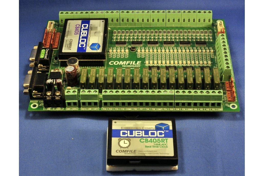 BASIC and Ladder Logic Controller 1