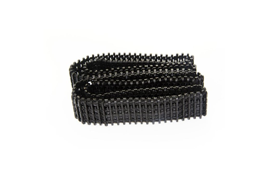 Plastic Caterpillar Chain Track for Tank Chassis 1