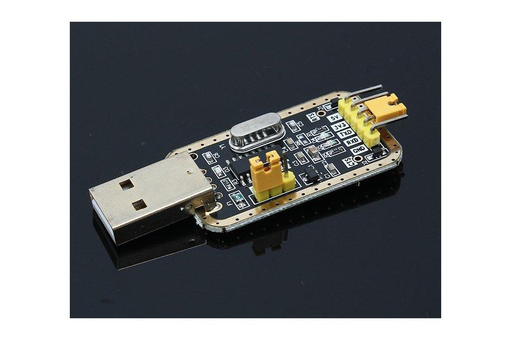 USB to TTL Module UART Port Programmer(8866) 1