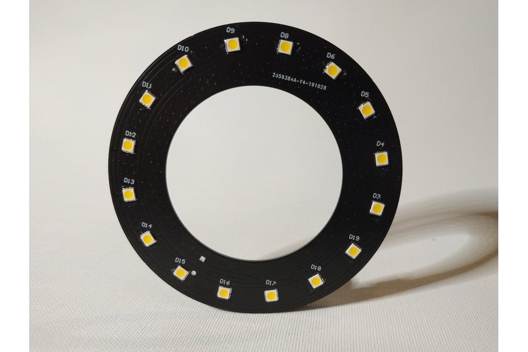 16 LED Camera Ring - 80mm 1