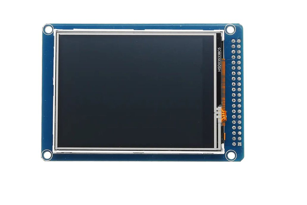 3.2 Inch TFT LCD Display Module Touch Panel 1