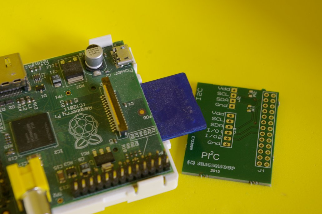 Pi2C Interface Board 2