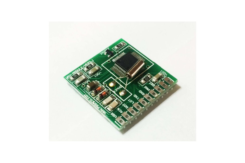 Audio stereo sound player / recorder module 1