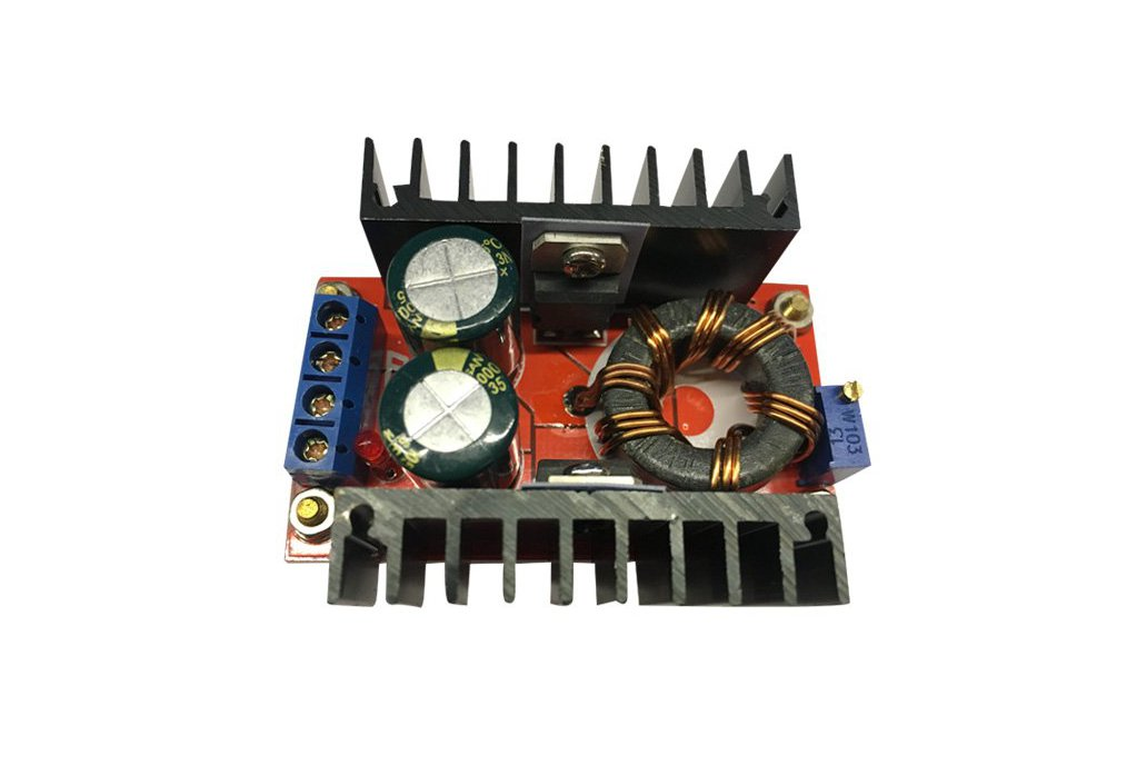 DC-DC step up power module 1