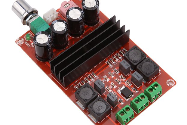 XH-M190 TDA3116D2 Digital Amplifier Board