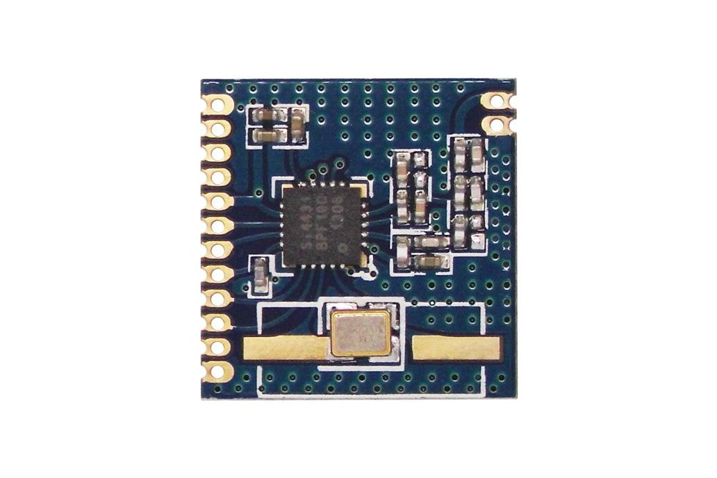 2PCS RF4431 FSK/GFSK wireless transceiver module 1
