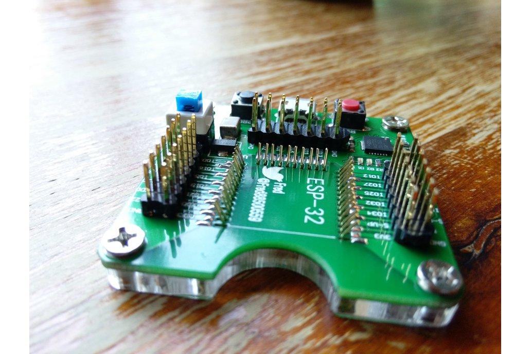 ESP32S FrogBoard ESP-WROOM32  Development Board 1