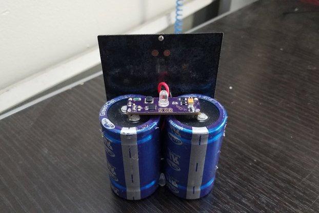 Infinity Sun Jar v3.01 prototypes