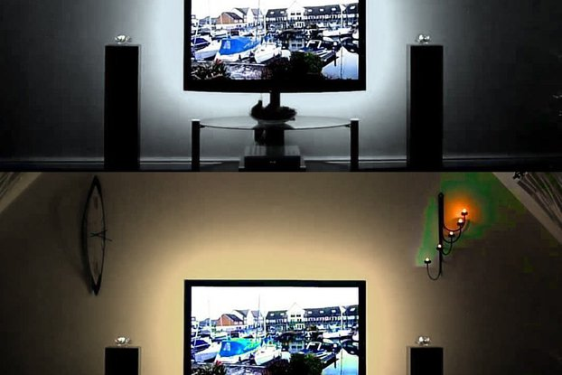 TV Background Lighting
