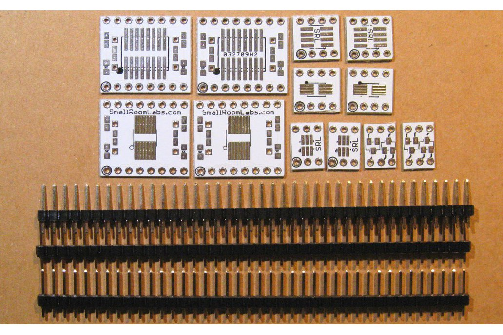 SMD Adapters - Set #1 1
