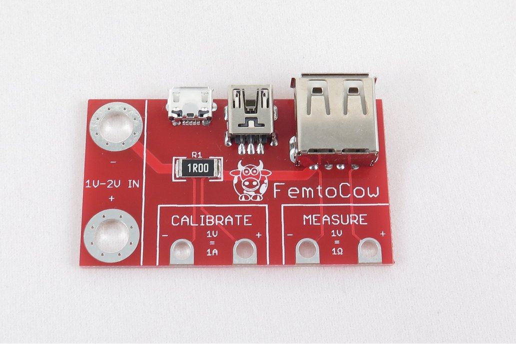 USB Cable resistance tester 1