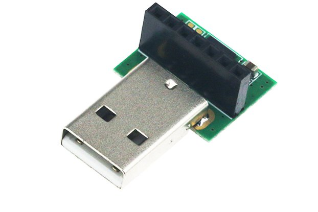 USB to TTL converter board DAC02