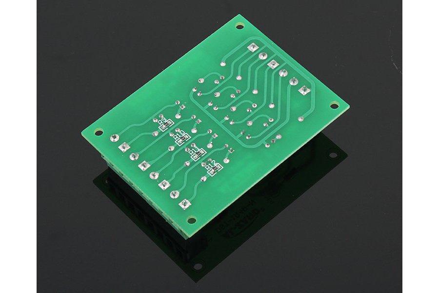 4Bit 24V to 5V Optocoupler Isolator(8042)