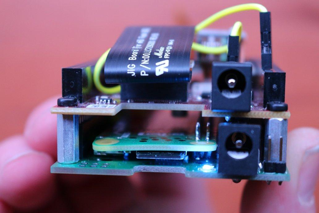 Pi Projector Rev 2.x series 12