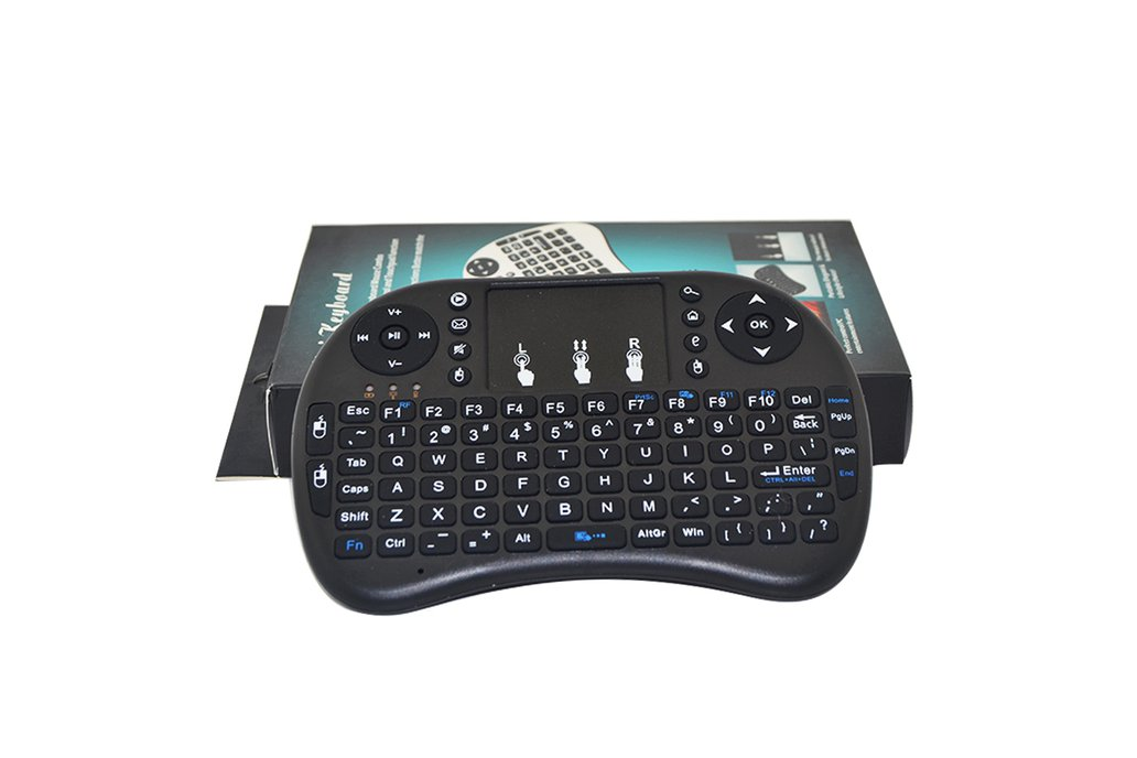 Raspberry Pi Mini Wireless Keyboard 3