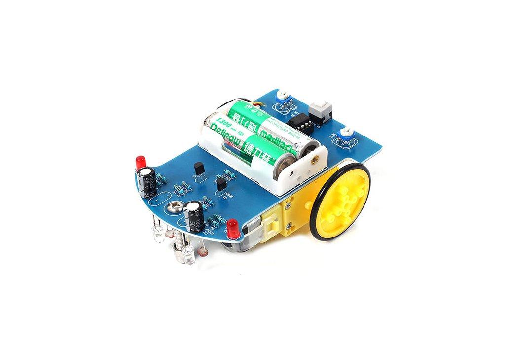 D2-1 Tracking Smart Car Suite DIY Kits(10167) 1