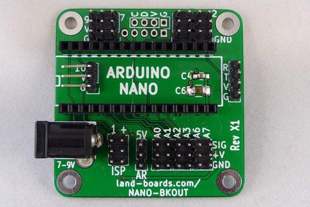 NANO Breakout Card