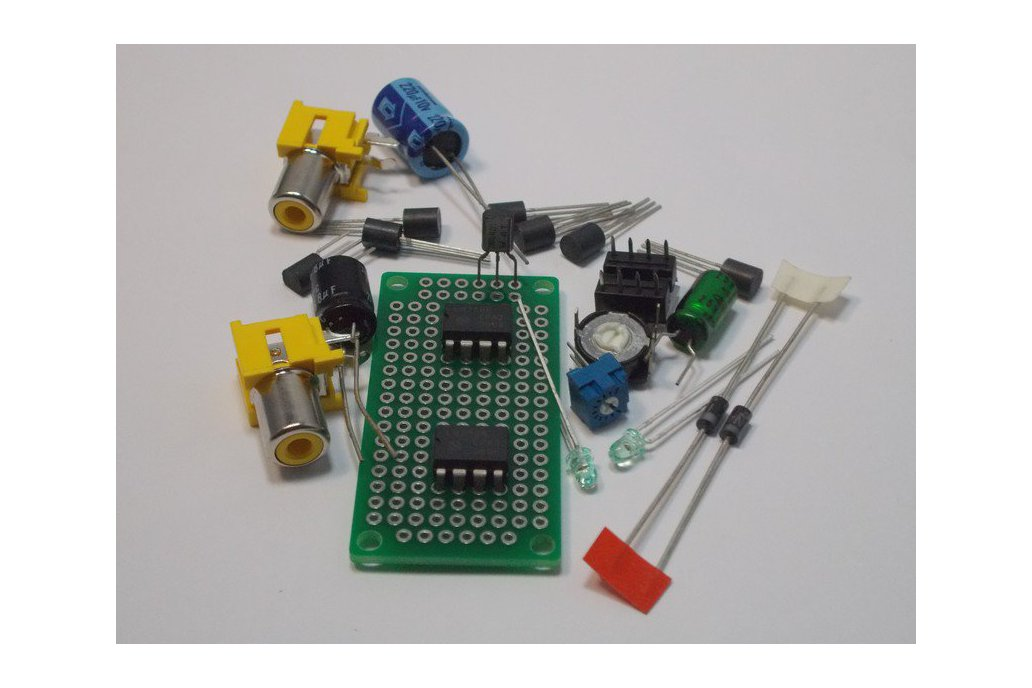 LM311 Voltage Comparator Design Kit (#1365) 1