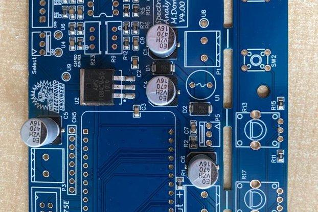 PCB 8-64 Channel FFT Spectrum Analyzer